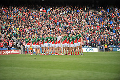 Mayo v Cork  Quarter Final Croker
