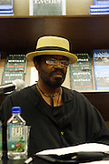"Anthony Chisholm at the reading of ' Letters from Black America "" A Dramatic Reading with Editor Pamela Newkirk and actors Ruby Dee and Anthony Chisholm held at Barnes & Noble at 82nd Street on July 15, 2009 in New York City"