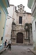 Cuba. Havana, La Habana the old historical center, Habana vieja  La Habana - Cuba   /  La Havane le vieux centre historique  La Havane - Cuba   V021