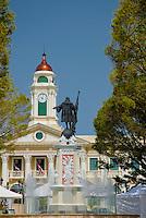 Columbus Plaza and City Hall