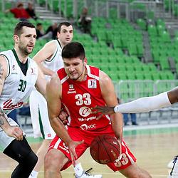 20160517: SLO, Basketball - Nova KBM Slovenian Champions League, KK Union Olimpija vs KK Tajfun