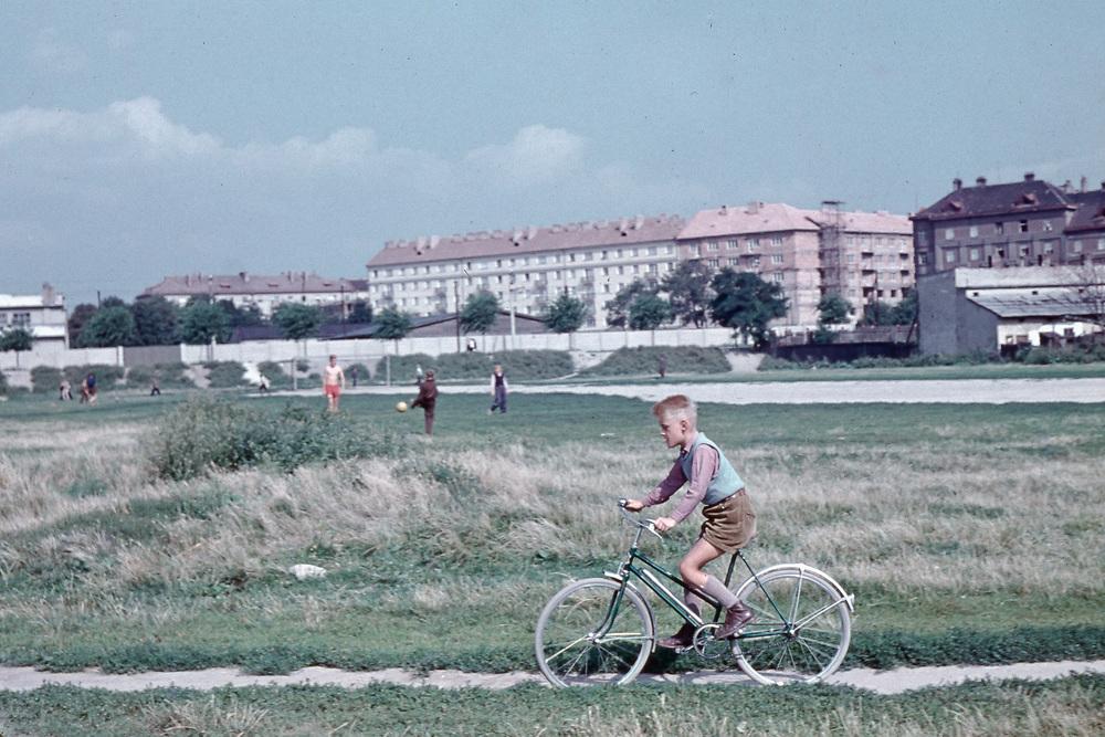 Dad. Post War-Bratislava, Czechoslovakia