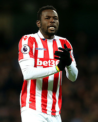 Mame Biram Diouf of Stoke City - Mandatory by-line: Matt McNulty/JMP - 08/03/2017 - FOOTBALL - Etihad Stadium - Manchester, England - Manchester City v Stoke City - Premier League
