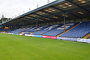 JD Stadium during the Sky Bet League 1 match between Bury and Fleetwood Town at Gigg Lane, Bury, England on 18 August 2015. Photo by Mark Pollitt.
