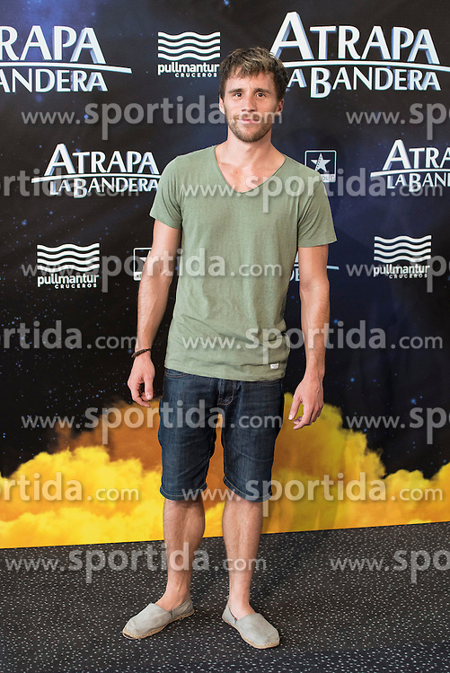 26.08.2015, Kinepolis Cinema, Madrid, ESP, Atrapa la Bandera, Premiere, im Bild Actor Bernabe Fernandez attends to the photocall // during the premiere of spanish cartoon 'Capture The Flag&quot; at the Kinepolis Cinema in Madrid, Spain on 2015/08/26. EXPA Pictures &copy; 2015, PhotoCredit: EXPA/ Alterphotos/ BorjaB.hojas<br /> <br /> *****ATTENTION - OUT of ESP, SUI*****