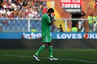26.08.2017 - Genova- Serie A 2017/18 - 2a giornata  -  Genoa-Juventus nella  foto: Gianluigi Buffon