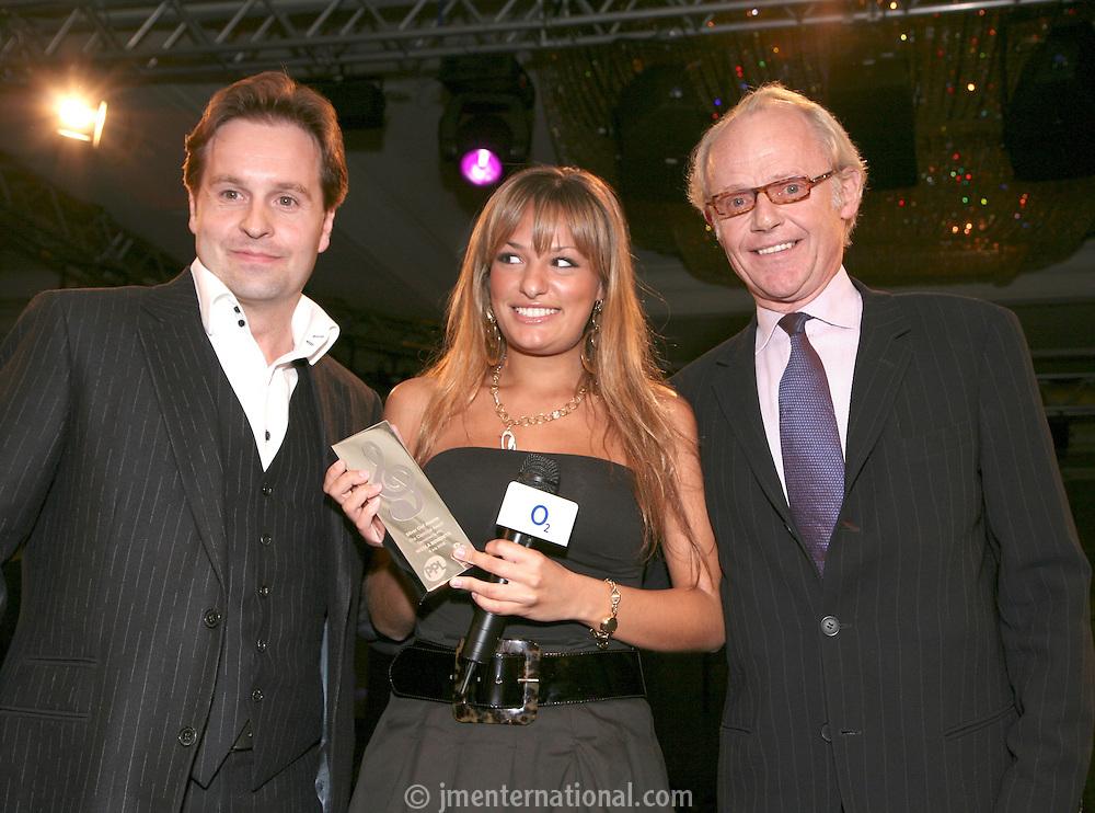 Alfie Boe, Nicola Benedetti and Jonathan Morrish (PPL)