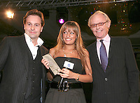 Alfie Boe, Nicola Benedetti and Jonathan Morrish (PPL)