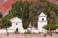 UQUIA, IGLESIA DE SAN FRANCISCO DE PAULA, QUEBRADA DE HUMAHUACA, PROV. DE JUJUY, ARGENTINA