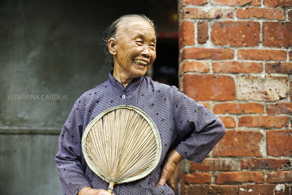 Fans enjoy a long history of about 3 thousand years in China.<br /> The Chinese Fan is the part of the principal section of traditional Chinese folk custom that became part of the social status for the Chinese people.
