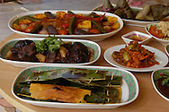 Singapore Perranakan piatti tipici    <br /> &copy; Paolo della Corte