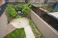 Garden at 304 West 115th St