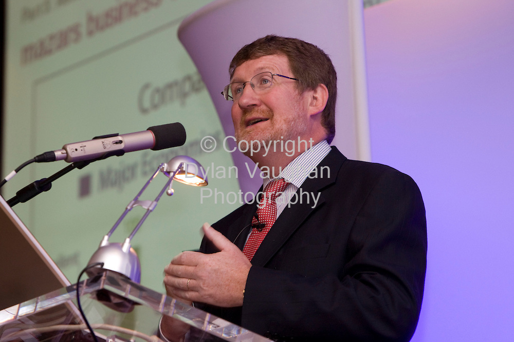 19/9/2008.free picture no charge for use.Joe Carr, Managing Partner Mazars, pictured at the annual Practitioners Conference of the Institute of Certified Public Accountants in Ireland (CPA) which took place in Kilkenny on Friday 19th September..Picture Dylan Vaughan
