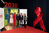 Red Ribbon Concert met Pop-up Aids Expo