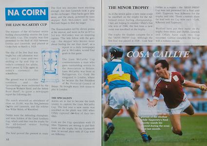 All Ireland Senior Hurling Championship Final,.03.09.1989, 09.03.1989, 3rd September 1989, .Antrim v Tipperary, .03091989AISHCF,.Tipperary 4-24, Antrim 3-9,.The Liam McCarthy Cup,.