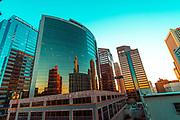 PHOENIX, AZ. Skyline of Downtown Phoenix, AZ.
