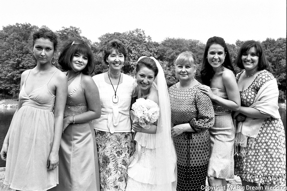 Wedding Candid Photography Family portraits