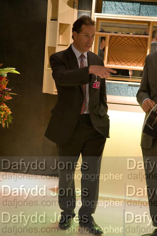 VISCOUNT LINLEY, The Opening of the Grosvenor House Antiques Fair. Grosvenor House. Park Lane. London. 11 June 2008.  *** Local Caption *** -DO NOT ARCHIVE-© Copyright Photograph by Dafydd Jones. 248 Clapham Rd. London SW9 0PZ. Tel 0207 820 0771. www.dafjones.com.
