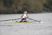 London GREAT BRITAIN,   Women's Wingfields, competitor, Kristine STILLER,  raced over the Championship Course,  Putney to Chiswick, River Thames, [Photo, Peter Spurrier/Intersport-images] .. Rowing Course: River Thames, Championship course, Putney to Mortlake 4.25 Miles,