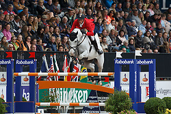 Deusser Daniel, (GER), Cornet D Amour<br /> Furusiyya FEI Nations Cup™ presented by Longines<br /> CHIO Rotterdam 2015<br /> © Hippo Foto - Dirk Caremans<br /> 19/06/15