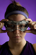 Northwestern University Lacrosse player Hilary Bowen.