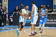 DESCRIZIONE : Final Eight Coppa Italia 2015 Desio Quarti di Finale Banco di Sardegna Sassari vs Vagoli Basket Cremona<br /> GIOCATORE : Bell James<br /> CATEGORIA :Palleggio blocco controcampo<br /> SQUADRA : Vagoli Basket Cremona<br /> EVENTO : Final Eight Coppa Italia 2015 Desio <br /> GARA : Banco di Sardegna Sassari vs Vagoli Basket Cremona<br /> DATA : 20/02/2015 <br /> SPORT : Pallacanestro <br /> AUTORE : Agenzia Ciamillo-Castoria/I.Mancini