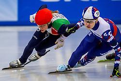 14-01-2018 DUI: ISU European Short Track Championships 2018 day 3, Dresden<br /> Martina Valcepina ITA #138