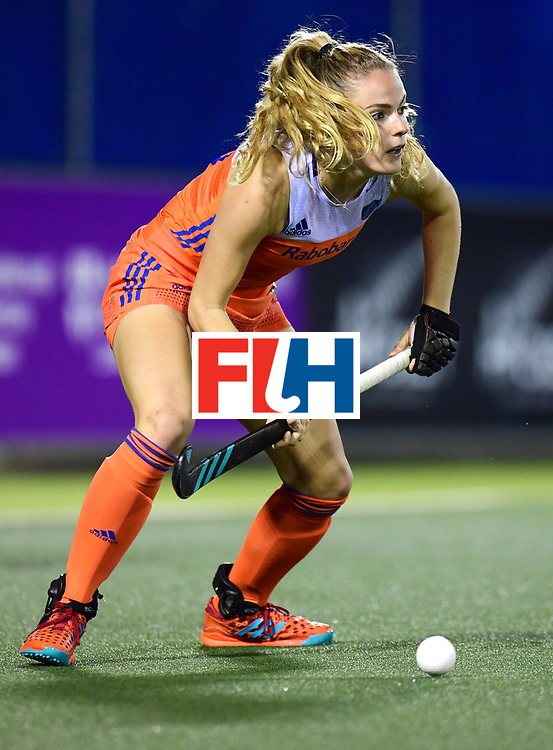 AUCKLAND - Sentinel Hockey World League final women<br /> Match id:10318<br /> 18 NED v KOR (Semi Final)<br /> Foto:  <br /> WORLDSPORTPICS COPYRIGHT FRANK UIJLENBROEK
