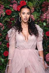 Maya Jama attending the Evening Standard Theatre Awards 2018 at the Theatre Royal, Drury Lane in Covent Garden, London. Restrictions: Editorial Use Only. Photo credit should read: Doug Peters/EMPICS