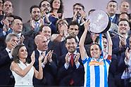 051119 Queen Letizia attends Spanish Queen's Cup final match