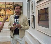 YASMIN LE BON; SIMON LE BON, Royal Academy Summer exhibition private view. Piccadilly. London. 3 June 2015