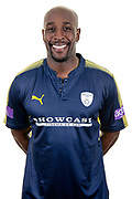 Michael Carberry of Hampshire during the Hampshire CCC photo call 2017 at  at the Ageas Bowl, Southampton, United Kingdom on 12 April 2017. Photo by David Vokes.