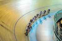 Illustration - 27.01.2015 -Entrainement Equipe de France de cyclisme sur piste - Saint Quentin en Yvelines <br />Photo : Anthony Dibon / Icon Sport
