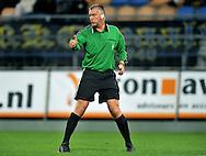 22-08-2008: Voetbal: RKC WAALWIJK:GO AHEAD EAGLES:WAALWIJK <br /> Scheidsrechter Roelof Luinge begon deze week aan zijn laatste seizoen in Waalwijk<br /> Foto: Geert van Erven