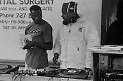 Notting Hill Carnival Sound System DJ's - 2005