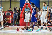 Adrian Banks, John Brown<br /> Vanoli Cremona - Happycasa Brindisi<br /> Finale 3° Posto Zurich Connect Supercoppa LBA 2019<br /> Bari, 22/09/2019<br /> Foto L.Canu / Ciamillo-Castoria