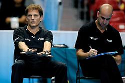 20-08-2009 VOLLEYBAL: WGP FINALS DUITSLAND - NEDERLAND: TOKYO<br /> Nederland wint ook de tweede wedstrijd. Ditmaal werd Duitelsnad met 3-2 verslagen / Coach Avital Selinger<br /> ©2009-WWW.FOTOHOOGENDOORN.NL