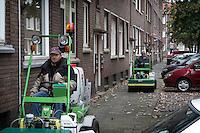 De Rotterdamse wijk Carnisse kent veel leegstand en een hoog percentage nieuwe migranten uit de MOE landen (Midden en Oost Europa).