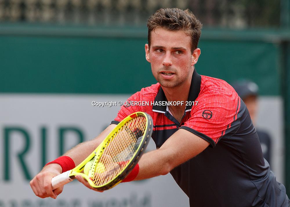 STEFANO NAPOLITANO (ITA)<br /> <br /> Tennis - French Open 2017 - Grand Slam ATP / WTA -  Roland Garros - Paris -  - France  - 29 May 2017.