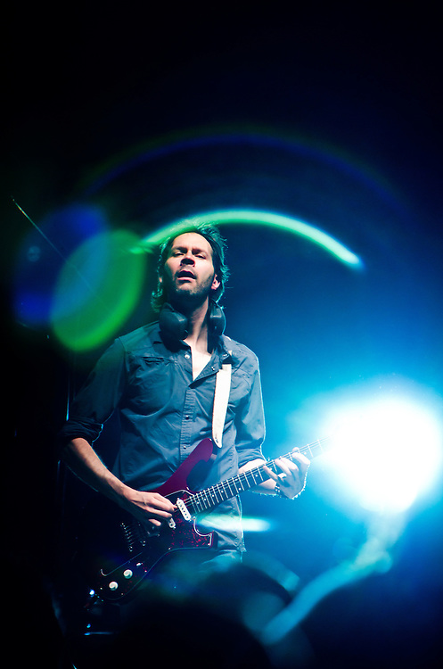 Paul Gilbert. Mr. Big. Santiago, Chile.
