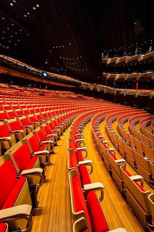 The Opera Theatre, Sydney Opera House, Bennelong Point, Sydney, New South Wales, Australia
