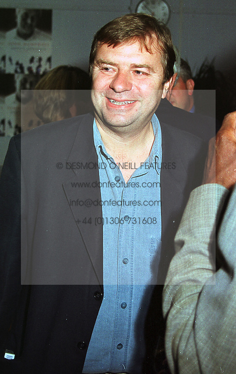 MR CHARLIE WHELAN former adviser to Chancellor Gordon Brown, at a party in London on 9th September 1999.MWD 10