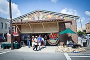 The newly restored Charleston City Market May 20, 2011 in Charleston, SC.