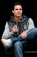 Robbie Amell at Supanova Comic Con and Gaming exhibition at Sydney Showground.