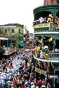 Pete Fountain's Half Fast Walking Club on Bourbon Street