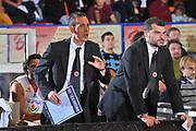 DESCRIZIONE : Venezia Lega A2 2009-10 Umana Reyer Venezia Riviera Solare Rimini<br /> GIOCATORE : Franco Foschi Coach<br /> SQUADRA : Riviera Solare Rimini <br /> EVENTO : Campionato Lega A2 2009-2010<br /> GARA : Umana Reyer Venezia Riviera Solare Rimini<br /> DATA : 09/12/2009<br /> CATEGORIA : Ritratto<br /> SPORT : Pallacanestro <br /> AUTORE : Agenzia Ciamillo-Castoria/M.Gregolin<br /> Galleria : Lega Basket A2 2009-2010 <br /> Fotonotizia : Venezia Campionato Italiano Lega A2 2009-2010 Umana Reyer Venezia Riviera Solare Rimini<br /> Predefinita :