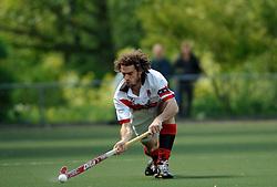 08-05-2005 HOCHEY: PINOKE-AMSTERDAM: AMSTELVEEN<br /> Amsterdam wint met 4-3 van Pinoke. Pinoke speelt door deze uitslag play out wedstrijden. - Jesse Mahieu<br /> ©2005-WWW.FOTOHOOGENDOORN.NL
