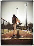 Gary Cosby Jr.  iPhone photographs<br /> Baseball Town, Hartselle, Alabama.