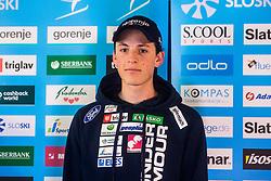 Bor Pavlovcic of Nordic team at media day of Ski Association of Slovenia before new winter season 2018/19, on October 4, 2018 in Ski resort Pohorje, Maribor, Slovenia. Photo by Grega Valancic / Sportida