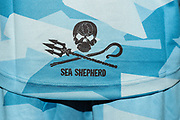 Sea Shepherd during the official team photocall for Forest Green Rovers at the New Lawn, Forest Green, United Kingdom on 29 July 2019.